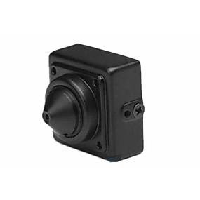 hesapli CCTV Kameralar-700tvl düşük aydınlatma wdr mikro kare kamera 3.7mm lens 4140811/810 atm banka vezne makinesi / araç mikro iğne deliği 25 * 25mm