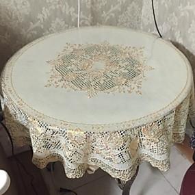 povoljno Stoljnjaci-Suvremena PVC Krug Stoljnjaci Geometrijski oblici Dekoracije stolova 1 pcs