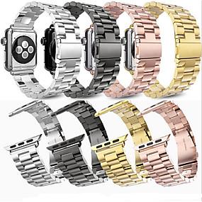 povoljno Ponuda tjedna-Pogledajte Band za Apple Watch Series 4/3/2/1 Apple Sportski remen / Klasična kopča Metal / Nehrđajući čelik Traka za ruku