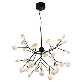 cheap Chandeliers-Mini Chandelier Ambient Light Painted Finishes Metal Mini Style 110-120V / 220-240V LED Light Source Included / LED Integrated / FCC