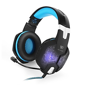 voordelige Gaming-KOTION EACH G1000 Gaming Headset Kabel Gaming met microfoon