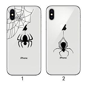 0ed39ea16b3 Funda Para Apple iPhone XR / iPhone XS Max Ultrafina / Transparente /  Diseños Funda Trasera Animal Suave TPU para iPhone XS / iPhone XR / iPhone  XS Max