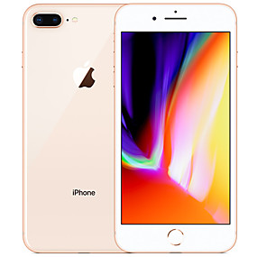 povoljno Apple-Apple iPhone 8 Plus A1864 5.5 inch 256GB 4G Smartphone - Obnovljen(Zlato / Crn / Pink) / 1920*1080 / 12