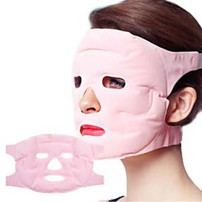 preiswerte Gesichtspflegegeräte-Einfach zu tragen / Multi-Funktions- / Schutz Bilden 1 pcs Fasergemisch Rund Krankenpflege Alltag Make-up Tragbar Hautstraffung Multifunktions Kosmetikum Pflegezubehör