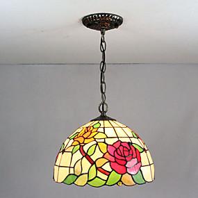 billige Hengelamper-Sputnik Anheng Lys Omgivelseslys Malte Finishes Glass Glass Flerskjerms, Kreativ 110-120V / 220-240V
