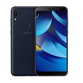"cheap Smartphones-ASUS Zenfone Max Pro Global Version 6 inch "" 4G Smartphone (6GB + 64GB 5 mp / 16 mp Snapdragon 636 5000 mAh mAh) / 6.0 / Dual Camera"