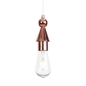 billiga Hängande belysning-Mini Hängande lampor Glödande Elektropläterad Metall Kreativ, Justerbar 110-120V / 220-240V
