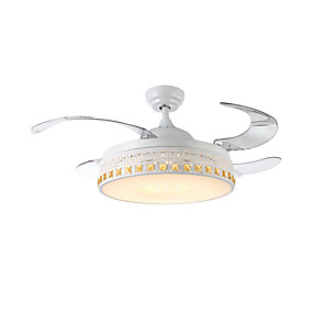 billige Takvifter-QINGMING® Takvifte Omgivelseslys Malte Finishes Metall LED 110-120V / 220-240V Mangefarget