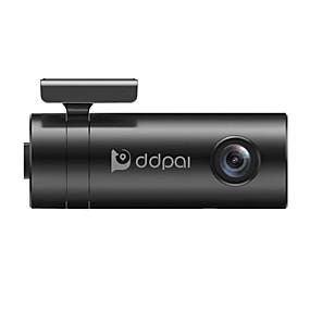 economico DVR per auto-ddpai mini 1080p hd dvr auto 140 gradi grandangolare 2mp senza schermo dash cam con wifi registratore auto (uscita da app, versione cn)