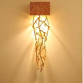 billige Vegglamper-QIHengZhaoMing LED / Moderne Moderne Vegglamper butikker / cafeer / Kontor Metall Vegglampe 110-120V / 220-240V 10 W / GU10 / E27