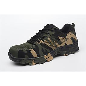 povoljno Osobna zaštita-Čizme sigurnosnih cipela for Sigurnost na radnom mjestu Vodootporno 1.5 kg