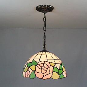 abordables Plafonniers-Spoutnik Lampe suspendue Lumière d'ambiance Anodisation Verre Verre Multi-teintes, Créatif 110-120V / 220-240V