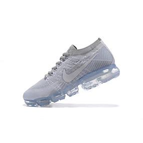 hesapli Erkek Atletik Ayakkabıları-Erkek Ayakkabı Örgü / Sentetikler İlkbahar & Kış / Bahar / Yaz Sportif / Günlük Atletik Ayakkabılar Koşu / Fitnes Çalışması / Yürüyüş Atletik / Günlük / Dış mekan için Beyaz / Nefes Alabilir