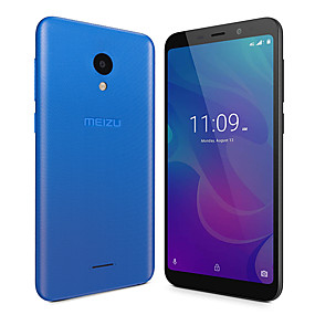"お買い得  携帯電話-MEIZU C9 Global Version 5.45 インチ "" 4Gスマートフォン (2GB + 16GB 13 mp Spreadtrum SC9832E 3000 mAh mAh)"
