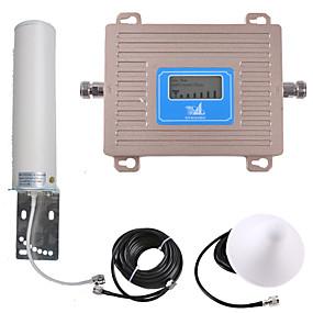 رخيصةأون مقويات إشارة الجوال-lcd / fdd-lte 4g إشارة الهاتف المحمول مكرر إشارة مكبر للصوت اومني هوائي مزدوج النطاق (ul 2500-2570 ميغاهيرتز dl 2620-2690 ميغاهيرتز)