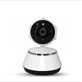 billige Innendørs IP Nettverkskameraer-Factory OEM 1 mp IP-kamera Innendørs Brukerstøtte 64 GB