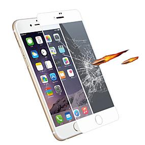 voordelige iPhone screenprotectors-Screenprotector voor Apple iPhone 8 Plus / iPhone 8 / iPhone 7 Plus Gehard Glas 1 stuks Voorkant screenprotector High-Definition (HD) / 9H-hardheid / 2.5D gebogen rand