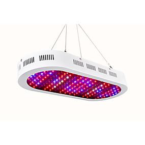 abordables Lampe de croissance LED-1pc 400 W 3000-3500 lm 83 Perles LED Spectre complet Luminaire croissant Rouge 85-265 V