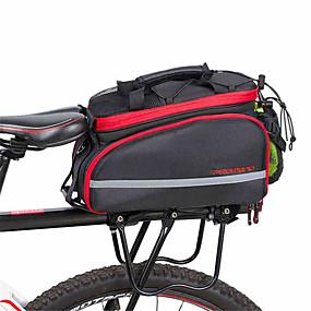 abordables Bolsas Maletero-PROMEND 35 L Fundas Para Mochila Bolsas Maletero Reflexivo Gran Capacidad Impermeable Bolsa para Bicicleta Poliéster EVA Bolsa para Bicicleta Bolsa de Ciclismo Bicicleta / Portátil