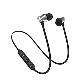 cheap Headphones & Earphones-LITBest X11 Neckband Headphone Wireless Sport & Fitness Bluetooth 4.2 with Microphone