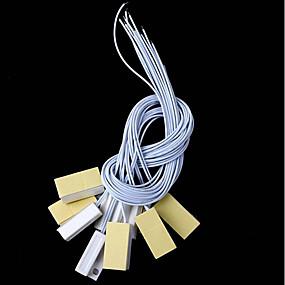 Недорогие Сенсоры-10 шт. / Лот магнитный контакт геркон проводной двери окна открыть датчик тревоги переключатели магнит двери нормально закрыты