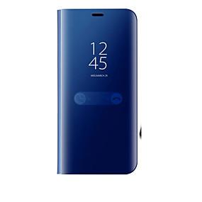 hesapli Cep Telefonu Kılıfları-Pouzdro Uyumluluk Samsung Galaxy S9 / S9 Plus / S8 Plus Cüzdan Tam Kaplama Kılıf Hayvan Sert PU Deri