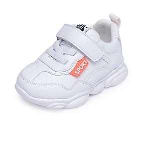 povoljno Glomazne tenisice-Dječaci Eko koža Atletičarke tenisice Dojenčadi (0-9m) / Dijete (9m-4ys) Udobne cipele / Cipele za bebe Hodanje Obala / Crn / Bež Proljeće