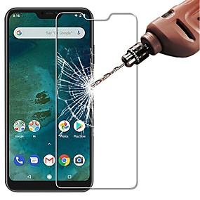 billige Mobiltelefon skjermbeskyttere-shd temperert glass skjermbeskytter film for xiaomi a2 lite / max2 / max3 / mi8 / mi 8 lite / mi 8se / mi 5s / mi6 / mix2 / notat 5a / notat 6 // redmi notat 3 // pocophone f1 / redmi 4a / redmi 4x /