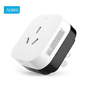 billige Elektrisk støpsel-aqara air condition companioning smart socket oppgradere versjon gateway linkage 16a høy effekt app kontroll