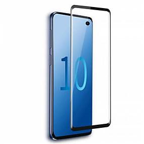 رخيصةأون حماة شاشة الهاتف المحمول-حامي الشاشة إلى Samsung Galaxy Galaxy S10 / Galaxy S10 Plus / Galaxy S10 E زجاج مقسي 1 قطعة حامي شاشة أمامي (HD) دقة عالية / 9Hقسوة / انفجار برهان