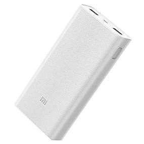 povoljno Snaga banke-xiaomi mi snaga banka 20000mah 2c punjač qc3.0 dual usb izlaz baterija banke