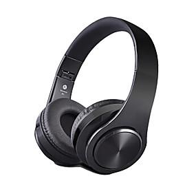 abordables Casques intra-auriculaires et sur-auriculaires-AOUSKE® B3 Casque sur l'oreille Câblé Voyage et divertissement 4.0 Design nouveau