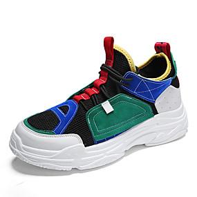 2d867496d رخيصةأون سنيكرز رجالي-رجالي أحذية ستايل حديث PU / تيساج فولانت للربيع  والصيف كاجوال /
