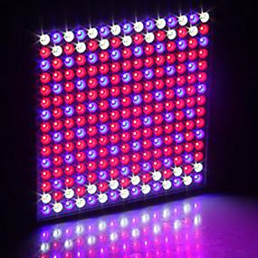 billige LED Økende Lamper-1set 30 W 230 lm 225 LED perler Lett installasjon Nytt Design Trefarget Voksende lysarmatur 85-265 V Hjem / kontor Vegetabilsk drivhus