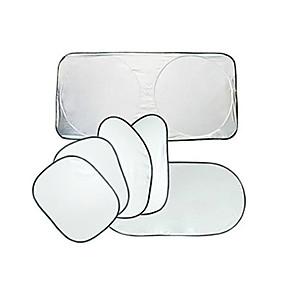 povoljno Auto cerade-6pcs / set auto prozor sjenilo univerzalna jednostavna instalacija prozora suncobran