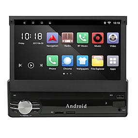 abordables Nouvelles arrivées en juin-LITBest Voiture MP5 Player Ecran Tactile pour Universel Soutien MPEG / AVI / MOV MP3 / WMA / WAV JPG
