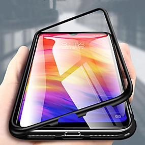 hesapli Cep Telefonu Kılıfları-Pouzdro Uyumluluk Huawei Huawei P20 / Huawei P20 Pro / Huawei P20 lite Şeffaf Tam Kaplama Kılıf Solid Sert Metal