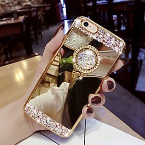 halpa Puhelimen kuoret-Etui Käyttötarkoitus Samsung Galaxy S9 / S9 Plus / S8 Plus Paljetti / Tuella Takakuori Kimmeltävä Kova Akryyli