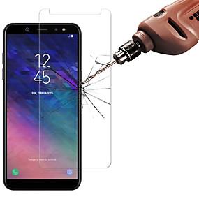 abordables Protectores de pantalla para celular-Protector de pantalla de cristal templado HD de 2 piezas para samsung a3 (2016) / a3 (2017) / a5 (2017) / a6 / a6 plus / a7 (2016) / a7 (2017) / a7 (2018) / a8 (2018) / a8 (2018) / a9 estrella / a9