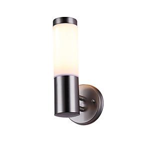 povoljno Sales-Vodootporno Suvremena suvremena Outdoor zidna rasvjeta Outdoor / Garaža Metal zidna svjetiljka IP 65 opći 12 W