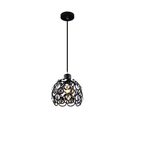 billige Hengelamper-Globe / Bowl / Lanterne Anheng Lys Omgivelseslys Malte Finishes Metall 110-120V / 220-240V