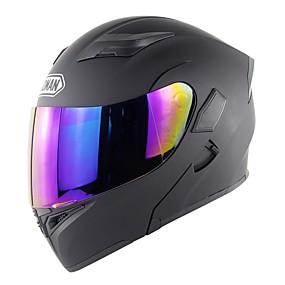 abordables Nouvelles arrivées en août-soman sm955 marque intégral moto casque de rue street hommes hommes moto moto racing casque flip up casque