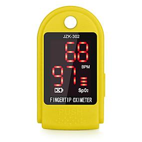 voordelige Super Korting-rz vingertop pulsoximeter draagbare bloeddruk gezondheidszorg ce goedgekeurd spo2 en hartslag pulsioximetro jzk-302