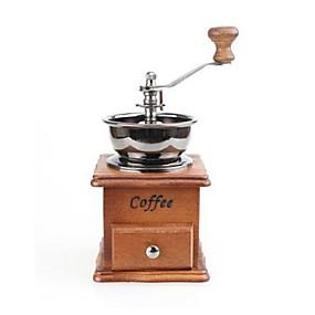 voordelige Koffie en Thee-Roestvast staal Handmatig Naakt 1pc Koffievermaler Molen