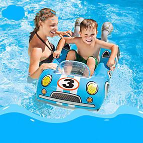 povoljno Bazeni i zabava na vodi-Policajci Igračke na napuhavanje Kolutovi u obliku krafne Plivački prstenovi plastika Dječji Dječaci Djevojčice Igračke za kućne ljubimce Poklon