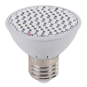preiswerte LED Pflanzenlampe-1pc 3.5 W 2500-3000 lm 102 LED-Perlen Wachsende Leuchte Rot Blau 85-265 V Zuhause / Büro Gemüse Gewächshaus