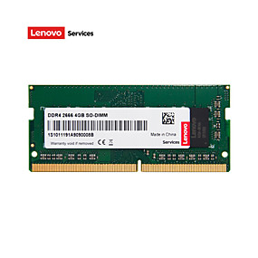 ราคาถูก ส่วนประกอบคอมพิวเตอร์-เลโนโว ddr4 หน่วยความจำ 4gb 2666mhz สำหรับโน๊ตบุ๊คแล็ปท็อป