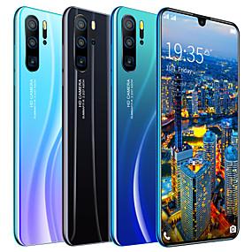 "billige Smarttelefoner-P36 Pro 6.3 tommers "" 3G smarttelefon ( 4GB + 64GB 16 mp MediaTek MTK6763 4800 mAh mAh )"