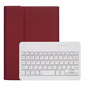 billige iPad-tastaturer-Bluetooth Multimedia tastatur Tynn Til iOS / iPad mini / iPad mini 2 Bluetooth / Bluetooth 3.0