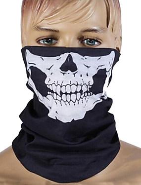 ieftine Sport i aktivnosti na otvorenom-cagule Neck ghetre Face Mask Bărbați Pentru femei Camping & Drumeții Patinaj Sporturi de Agrement Bicicletă / Ciclism Rezistent la Vânt Rezistent la Ultraviolete Fără cusături Iarnă Zvelt Cranii